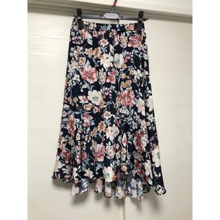 COCO DEAL - ココディール  花柄スカート