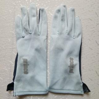 Prince - プリンス テニスウェア テニスグローブ 手袋 日焼け止め 水色