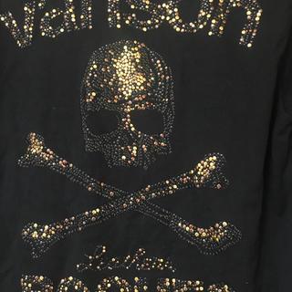 バンソン(VANSON)のバンソンドクロスタッズTシャツ(Tシャツ/カットソー(七分/長袖))