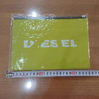 ディーゼル(DIESEL)の大のみ ディーゼル diesel チャック付きクリアポーチ(その他)