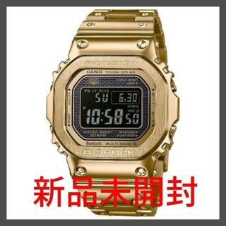 ジーショック(G-SHOCK)の新品未使用 カシオ Gショック CASIO G-SHOCK フルメタルゴールド(腕時計(デジタル))