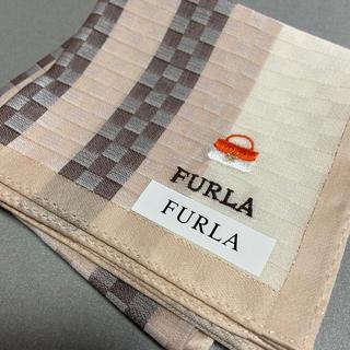 Furla - フルラハンカチ新品未使用シール付き