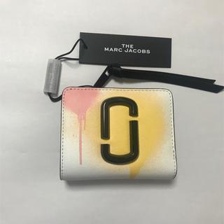 マークジェイコブス(MARC JACOBS)の新品 マークジェイコブス スナップショット 財布(財布)