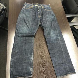 エビス(EVISU)の☆決算セール☆エヴィスジーンズ パンツ ダメージジーンズ レディース メンズ(デニム/ジーンズ)