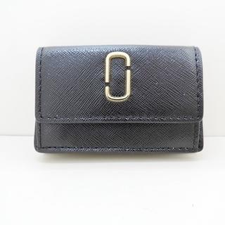 マークジェイコブス(MARC JACOBS)のマークジェイコブス 3つ折り財布 - レザー(財布)