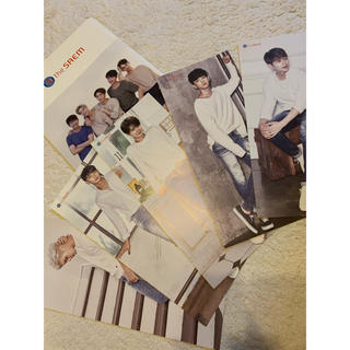 シャイニー(SHINee)のSHINee ザセム the saem 写真集 ポスター(K-POP/アジア)