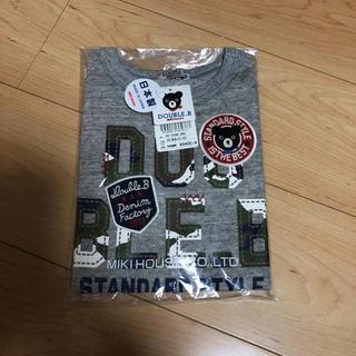 DOUBLE.B - ミキハウス   ダブルB   Tシャツ