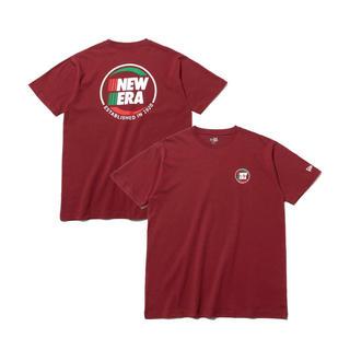ニューエラー(NEW ERA)のNEW ERA Tシャツ バーガンディー (Tシャツ/カットソー(半袖/袖なし))