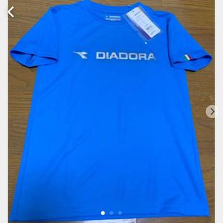 ディアドラ(DIADORA)の未使用 ディアドラレディースTシャツ Mサイズ(ウェア)