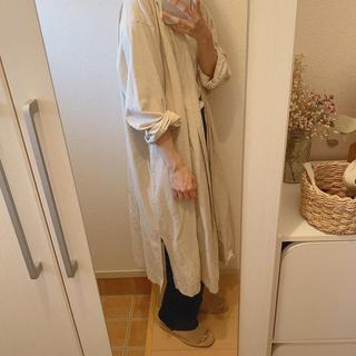 TODAYFUL - リネン ノーカラージャケット