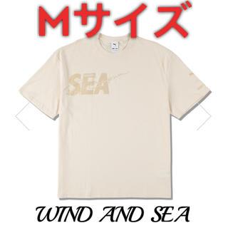 WIND AND SEA × PUMA Tシャツ Mサイズ
