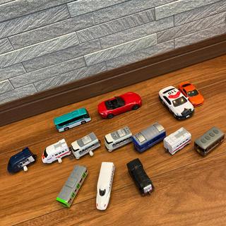 タカラトミー(Takara Tomy)のトミカ 電車 14台セット(電車のおもちゃ/車)