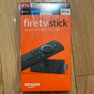 Amazon fire tv stick Alexa対応音声認識リモコン付属