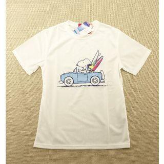 スヌーピー(SNOOPY)のT-0074 スヌーピー Tシャツ Sサイズ(Tシャツ(半袖/袖なし))