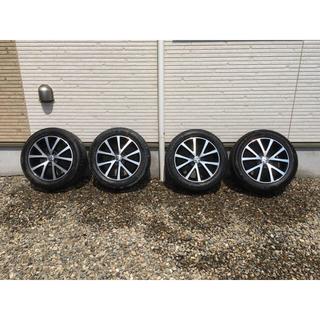 フォルクスワーゲン(Volkswagen)の最終金額 フォルクスワーゲン純正アルミホイール16インチ ゴルフトゥーラン 着用(タイヤ・ホイールセット)
