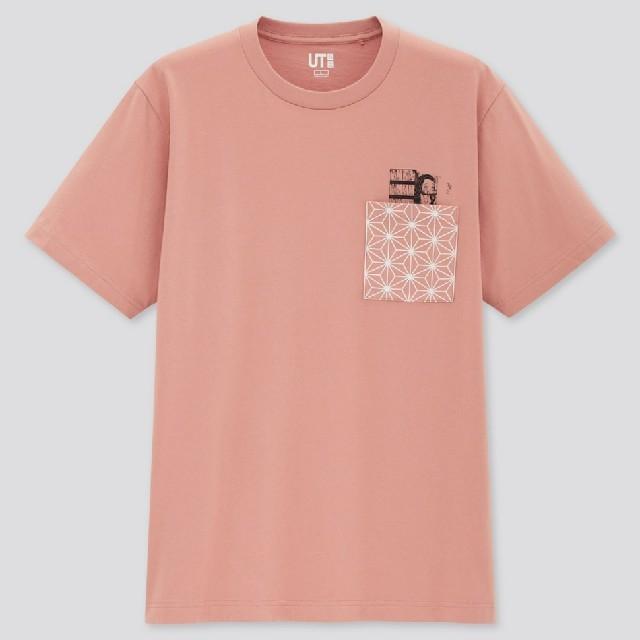 UNIQLO(ユニクロ)の鬼滅の刃 UT メンズのトップス(Tシャツ/カットソー(半袖/袖なし))の商品写真