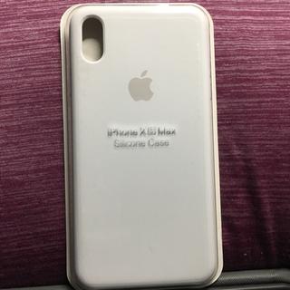 Apple - iPhone X/XSブラックシリコンケース  新品未開封 最短発送