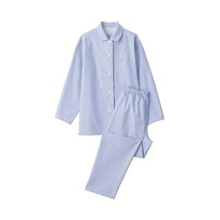 ムジルシリョウヒン(MUJI (無印良品))の無印良品 MUJI 脇に縫い目のない オックスフォードパジャマ ルームウェア(パジャマ)