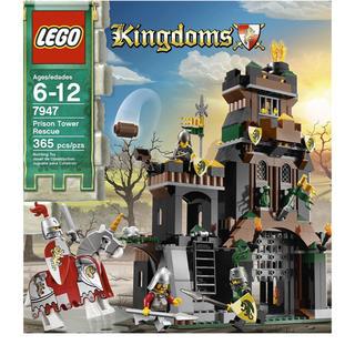 Lego - レゴキングダム レゴ7947 ドラゴンナイトの塔 キングダム