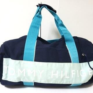 トミーヒルフィガー(TOMMY HILFIGER)のトミーヒルフィガー ボストンバッグ美品  -(ボストンバッグ)