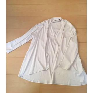 COUP DE CHANCE - 未使用品 クードシャンス 極薄カーディガン 羽織り 冷房避け
