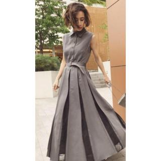 Ameri VINTAGE - Ameri LADY ALTERNATELY DRESS 19AW
