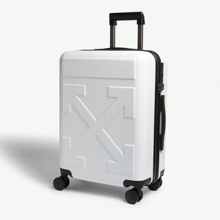 OFF-WHITE - OFF-WHITE オフホワイト スーツケース キャリーバッグ 新品