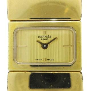エルメス(Hermes)のエルメス 腕時計 ロケ L01.201 レディース(腕時計)