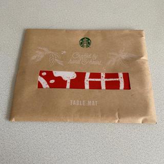 Starbucks Coffee - Starbucks テーブルマット ランチョンマット 美品
