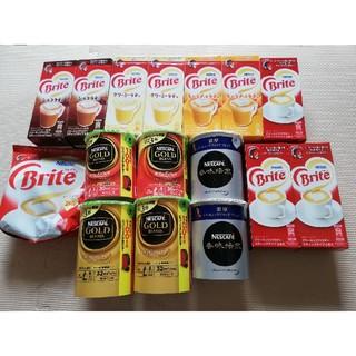 Nestle - ネスレ バリスタ レギュラーソリュブルコーヒー セット