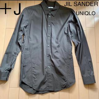 UNIQLO - +J シャツ UNIQLO ユニクロ ジルサンダー プラスジェー プラスJ