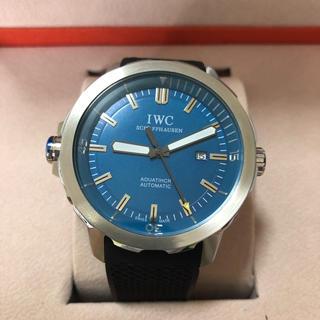 インターナショナルウォッチカンパニー(IWC)の新品未使用  IWC アクアタイマー メンズ 腕時計(腕時計(アナログ))