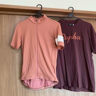 Rapha rapha ラファ クラシックジャージ2+Tシャツセット(ウエア)