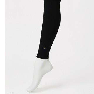 ヴィヴィアンウエストウッド(Vivienne Westwood)の新品送料無料🌟ORB刺繍レギンス黒🌟ヴィヴィアンウェストウッド🌟(レギンス/スパッツ)