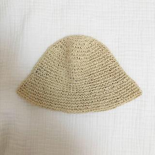 エディットフォールル(EDIT.FOR LULU)のゆっこ様専用 麦帽子(麦わら帽子/ストローハット)