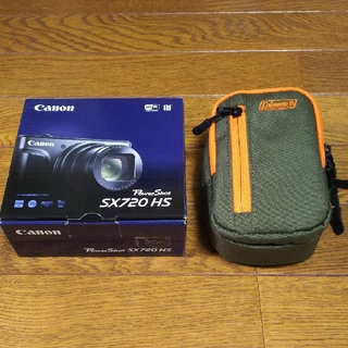 キヤノン(Canon)のCANON Power Shot SX720 HS(コンパクトデジタルカメラ)