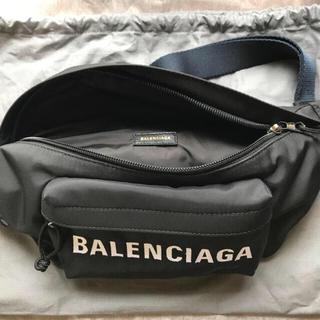 Balenciaga - バレンシアガ ウエストポーチ バッグ 美品 ボディバッグ