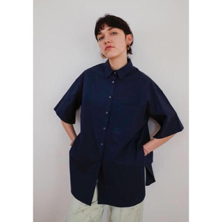 STUDIOUS - BACK LAYER SHIRT 新品クラネ CLANE