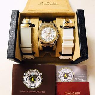 アヴァランチ(AVALANCHE)のJoe Rodeo ダイヤモンド2.15ct モールドスト系 腕時計(腕時計(アナログ))