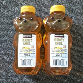 コストコ(コストコ)のKIRKLAND クマのはちみつ 2本セット(その他)