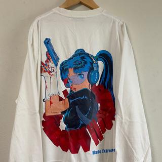 ✨新入荷✨  made extreme レトロアニメTシャツ ver1