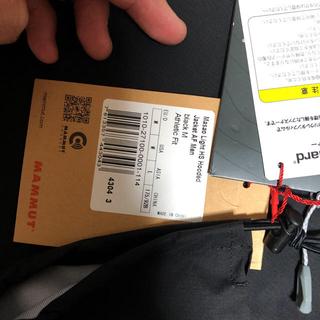 Mammut - 新品未使用 タグ付き マムート マウンテンパーカー