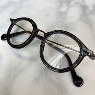 MONCLER - 【新品】モンクレール◆MONCLER ML5007 001 メガネ 高級 45