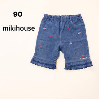 ミキハウス(mikihouse)の90 ミキハウス  ハーフパンツ(パンツ/スパッツ)