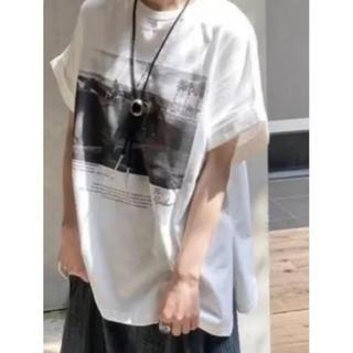 Plage - Plage【JANE SMITH/ジェーンスミス】 SP PHOTO Tシャツ