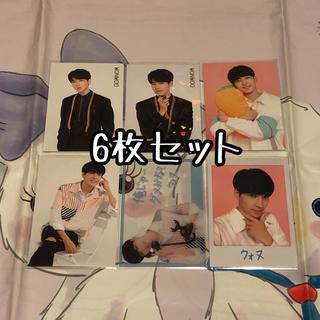 セブンティーン(SEVENTEEN)の木 ウォヌ トレカ セット IDEAL CUT 日本 seventeen セブチ(K-POP/アジア)