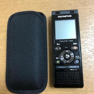 オリンパス(OLYMPUS)のICレコーダー OLYMPUS ボイスレコーダーV-863 (ポータブルプレーヤー)