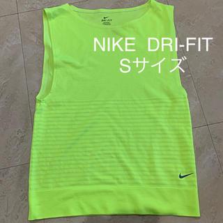 ナイキ(NIKE)のNIKE DRYFIT ノースリーブシャツSサイズ 最終価格(ヨガ)