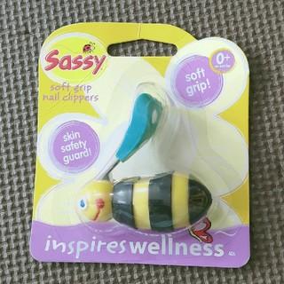 サッシー(Sassy)のSassy 子供つめきり(爪切り)