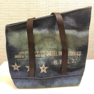 ディーゼル(DIESEL)のDIESEL ディーゼル トートバッグ カバン 鞄 メンズ 美品(トートバッグ)